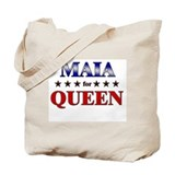 MAIA for queen Tote Bag