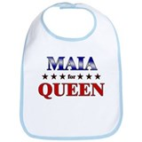 MAIA for queen Bib