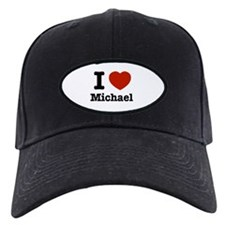 I love Michael Baseball Hat