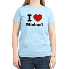 I love Michael T-Shirt