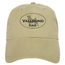 Vallhund Dad Baseball Cap