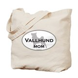 Vallhund Mom Tote Bag