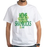 Where the Shamrocks Are Shirt