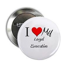 "I Heart My Legal Executive 2.25"" Button"