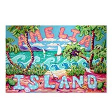 Amelia Island Postcards (Package of 8)