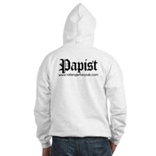 """Papist"" Hooded RFC Sweatshirt"