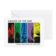 Images of the Fair II Greeting Cards (Pk of 10