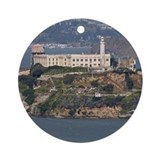 Alcatraz Island 2 Ornament (Round)