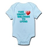 This Heart: Lydia (E) Onesie
