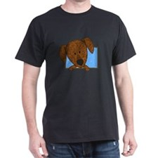 Cartoon Plott Hound T-Shirt