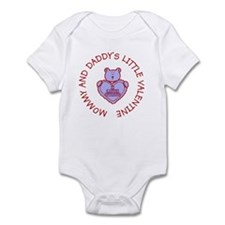 Mommy and Daddy's little Vale Infant Bodysuit