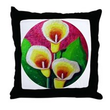 Unique Barbara Throw Pillow