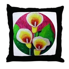 Cute Barbara Throw Pillow
