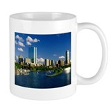 Boston Back Bay Area Small Mug