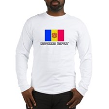 Andorran Import Long Sleeve T-Shirt