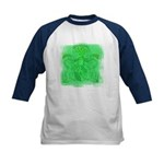 Courage Heraldic Crest Kids Baseball Jersey