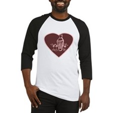 Heart Martini Baseball Jersey