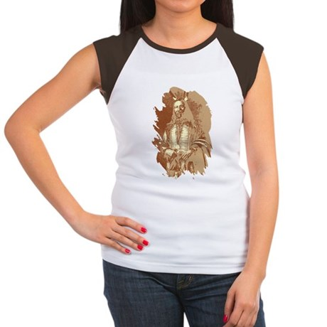 Indian Brave Women's Cap Sleeve T-Shirt