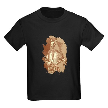 Indian Brave Kids Dark T-Shirt
