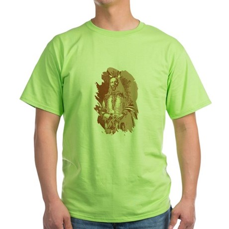 Indian Brave Green T-Shirt