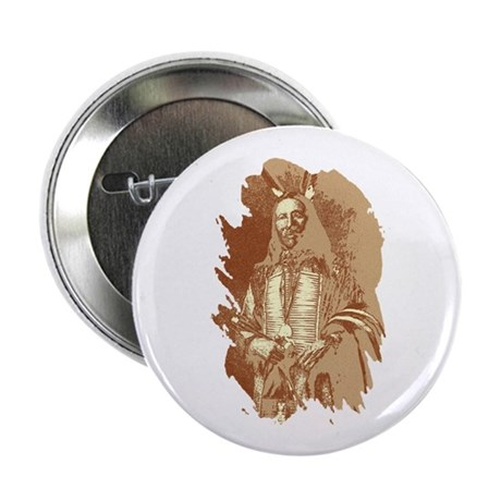 "Indian Brave 2.25"" Button"