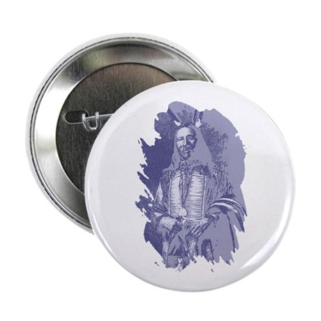 "Indian Brave 2.25"" Button (10 pack)"