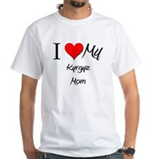 I Love My Kyrgyz Mom Shirt