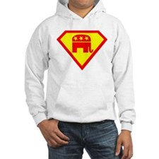 SUPER REPUBLICAN SHIRT GOP SU Hoodie