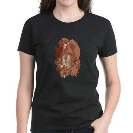 Indian Brave Women's Dark T-Shirt