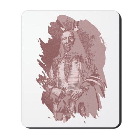 Native American Indian Mousepad