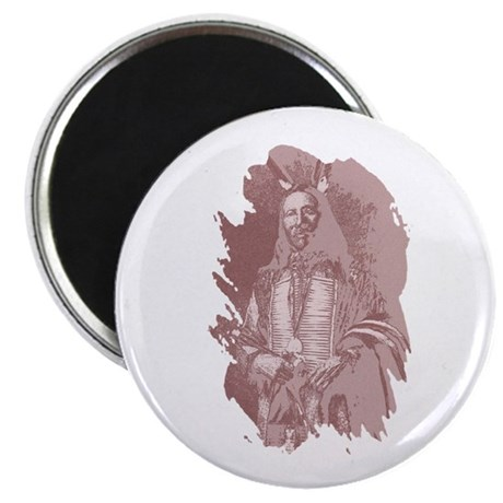 "Native American Indian 2.25"" Magnet (100 pack)"