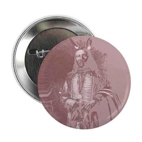 "Native American Indian 2.25"" Button"