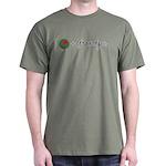 Olive Grandpa Dark T-Shirt