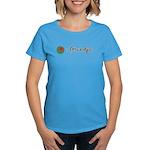 Olive Grandpa Women's Dark T-Shirt