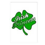 Shamrock Irish Princess Postcards (Package of 8)