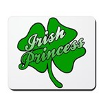 Shamrock Irish Princess Mousepad