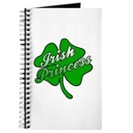 Shamrock Irish Princess Journal