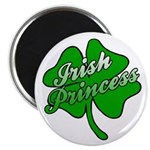Shamrock Irish Princess Magnet