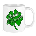 Shamrock Irish Princess Mug