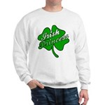 Shamrock Irish Princess Sweatshirt