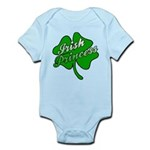 Shamrock Irish Princess Infant Bodysuit