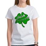 Shamrock Irish Princess Women's T-Shirt