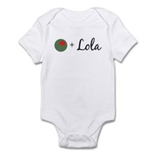 Olive Lola Infant Bodysuit