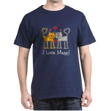 I Love Meew! T-Shirt