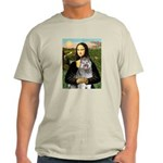 Mona's Keeshond (E) Light T-Shirt