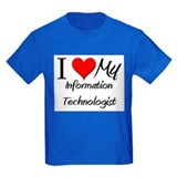 I Heart My Information Technologist T