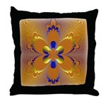 Mother Day-Filigree Throw Pillow