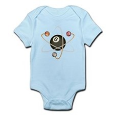 Billiard Atom Onesie