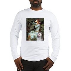 Opohelia's Keeshond (E) Long Sleeve T-Shirt