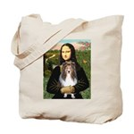 Mona Lisa's Sheltie (S) Tote Bag